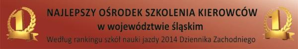 Ranking Szkół Jazdy 2014